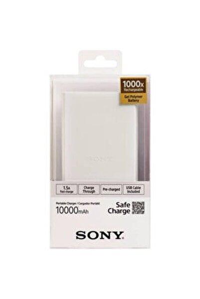 Cp-v10b 10000 Mah Taşınabilir Şarj Cihazı Beyaz