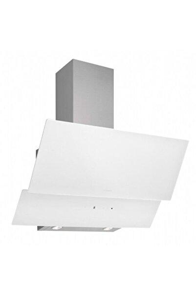 Silverline 3420 Classy Beyaz 60 Cm Dekoratif Camlı Davlumbaz