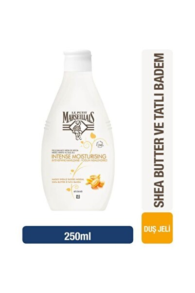 Le Petit Marseillais Shea Butter & Tatlı Badem Kremli Shower Gel 250 ml