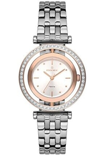 Kadın Gümüş Kol Saati Es6488fe.520