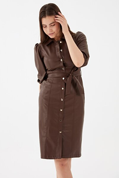 Chima Deri Elbise