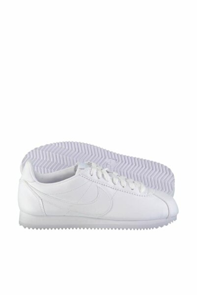Nike Classic Cortez Leather 807471-102 Bayan Spor Ayakkabı