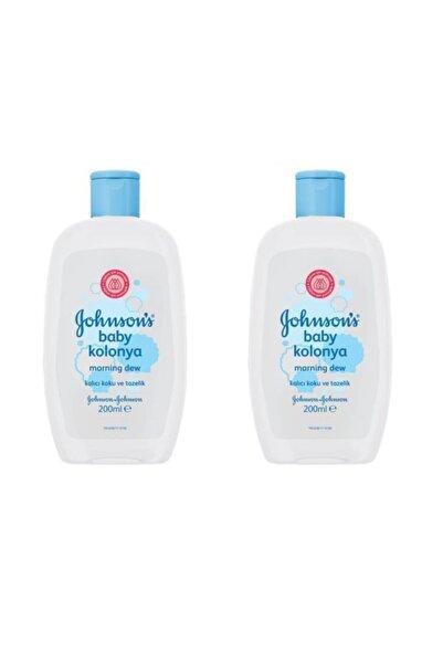 Johnson´s Baby Johnson's Baby Morning Dew Kolonya 200 ml X2