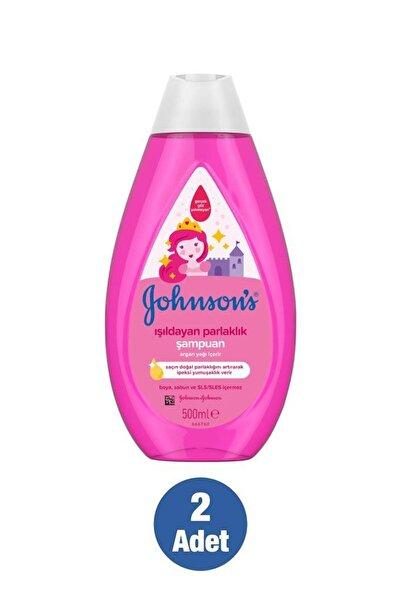 Johnson´s Baby Işıldayan Parlaklık Serisi Şampuan 500 ml 2 Adet