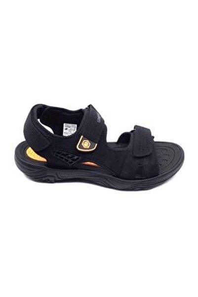 KASS Siyah Erkek Sandalet 100501715