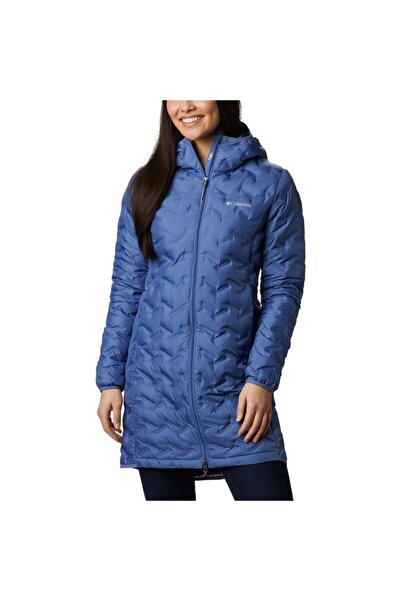 Columbia Delta Ridge Long Down Jacket Wk0294-466