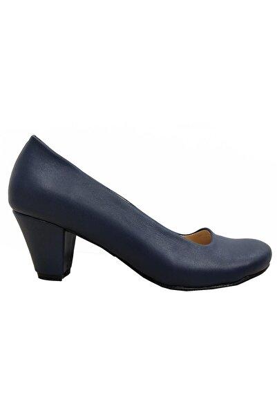 LOYAL AYAKKABI Loyal Trend Fashion Çaça Topuklu Kadın Ayakkabı