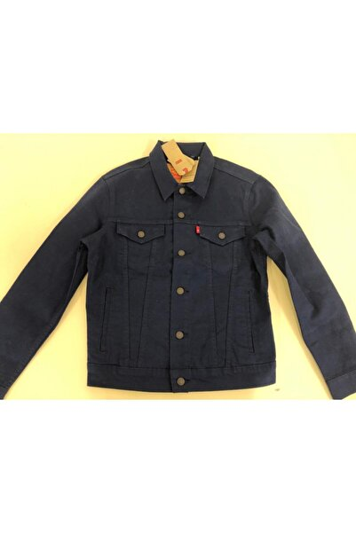 Levi's The Trucker Jacket Independence Blue P