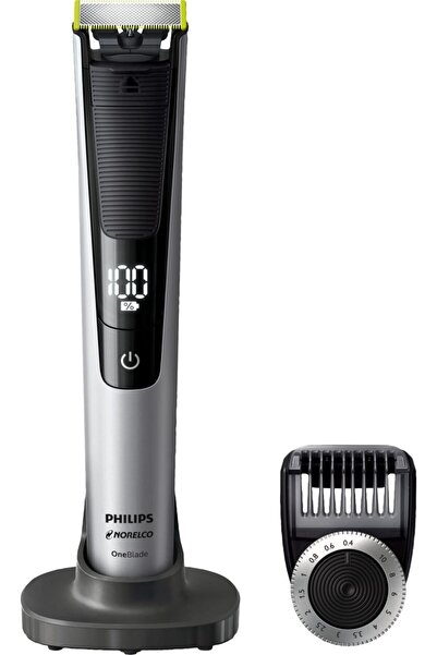 Philips Norelco Oneblade Pro Wet/dry Trimmer Traş Makinesi Qp6520/70