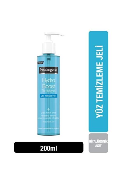 Neutrogena Hydro Boost Water Gel Temizleyici