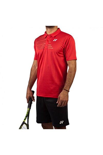 YONEX Erkek Kırmızı Polo Tshırt