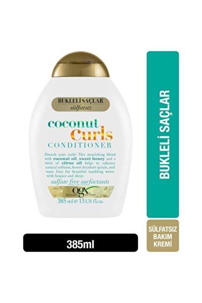 OGX Coconut Curls Sülfatsız Bakım Kremi 385 ml