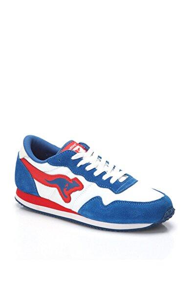 Kangaroos Mavi Kadın Günlük Spor Ayakkabı - INVADER COLORS - KNY4ALSK010-B462