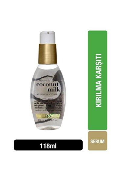 OGX Besleyici Ve Kırılma Karşıtı Coconut Milk Serum 118 ml