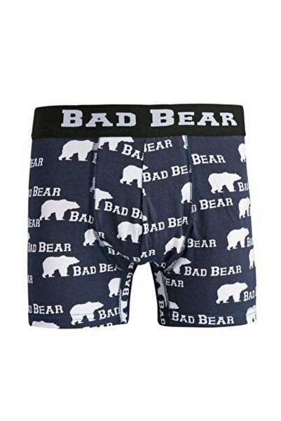Bad Bear Erkek Boxer Baskılı 18.01.03.004