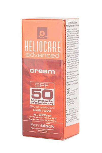 Heliocare Advanced Spf50 Cream 50 ml 8470003980739