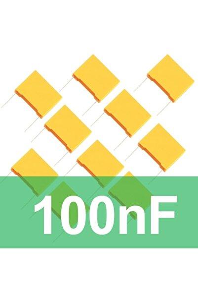 Robocombo 100nf Polyester Kondansatör (10 Adet)