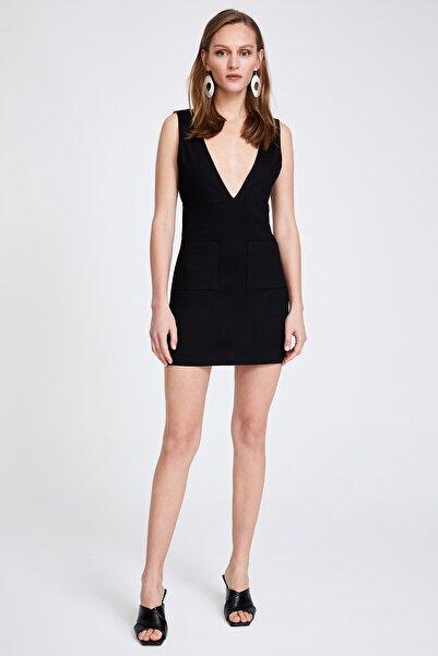 STELLA PULVIS Kadın Siyah Stella Pulvis Jile Elbise