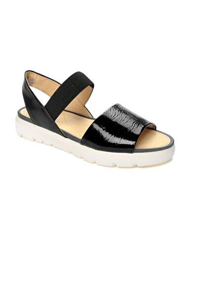 Geox Siyah Kadın Sandalet