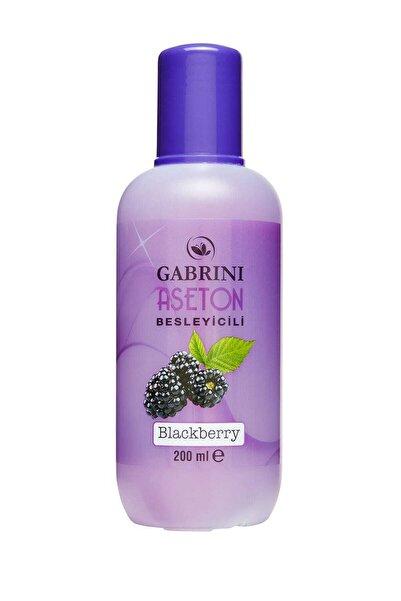 Gabrini Aseton 200 ml Böğürtlen