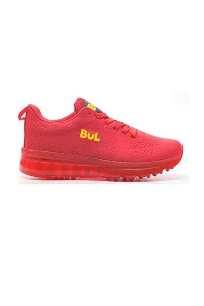 Bulldozer Kadın Kırmızı Spor Ayakkabı 201940