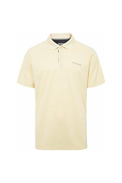 Columbia Utilizer Erkek Pudra Polo Tişört