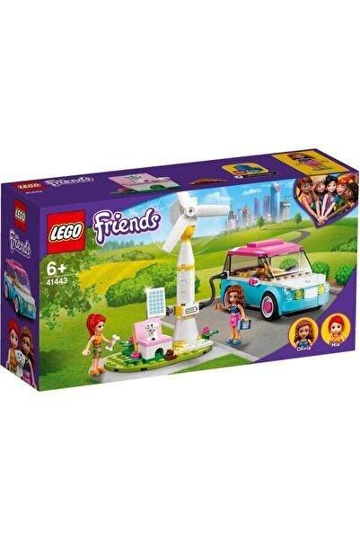 LEGO Friends Olivia'nın Elektrikli Arabası 41443
