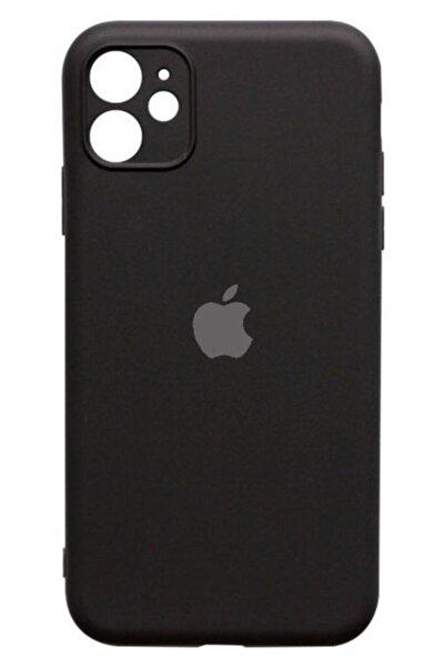 Anka Mobile Apple Iphone 11 Lansman Kılıf - Siyah 11lansman Iphone 11 Logolu
