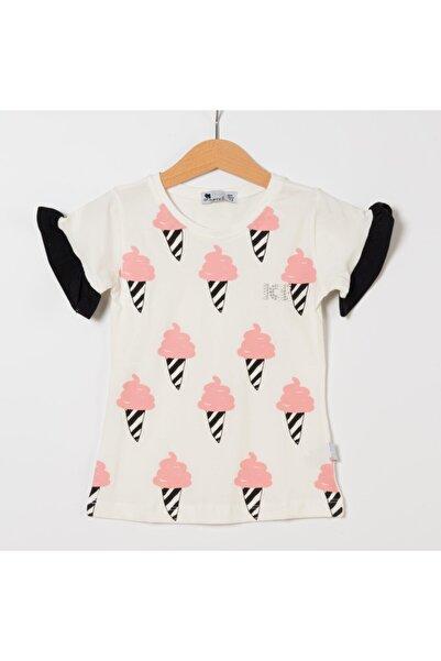 Miss Tuffy Kız Bebek T-shirt Mr19-202