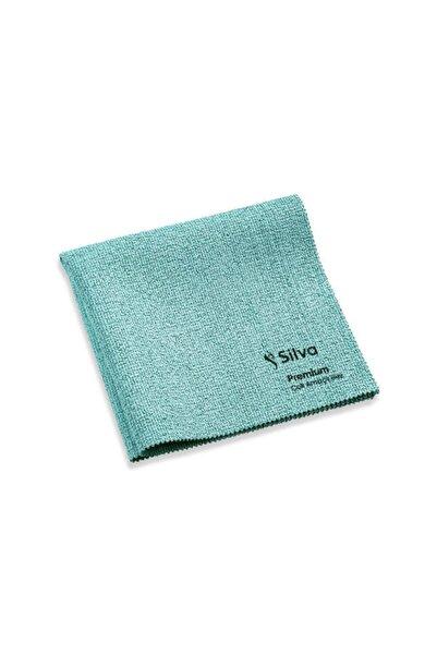 Silva Premium Çok Amaçlı Bez Yeşil 38x35 Cm