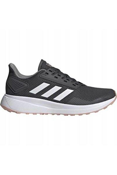 adidas DURAMO 9 Koyu Gri Kadın Sneaker Ayakkabı 100619267