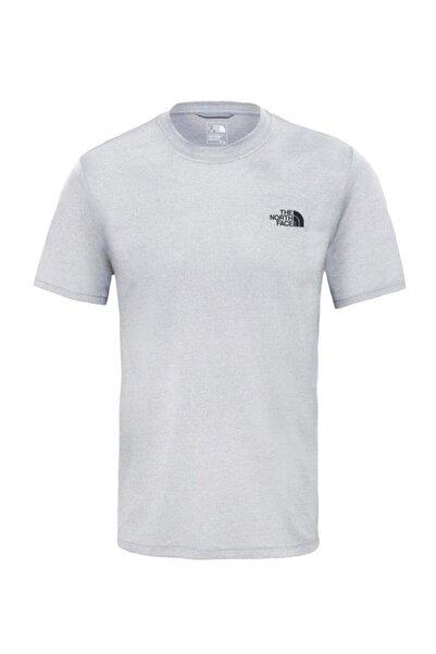 THE NORTH FACE Reaxion Amp Crew Erkek T-shirt Beyaz (Nf0a3rx3dyx1)