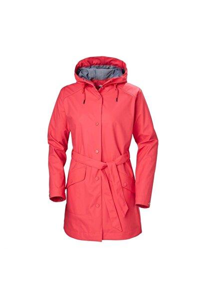 Helly Hansen W Kirkwall Rain Coat Kadın Yağmurluk