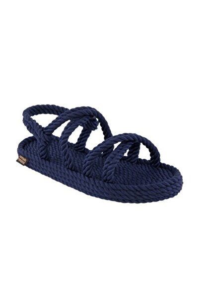 Nomadic Republic Tahiti Erkek Halat Sandalet - Lacivert