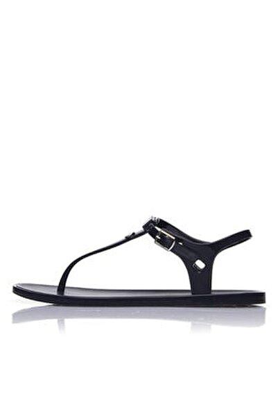 Kadın Lacivert Ursula Basic Sandalet