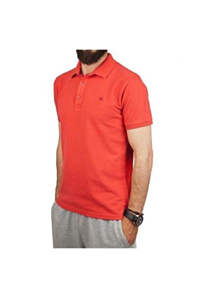 Exuma 381281 Erkek Kırmızı Polo Tişört