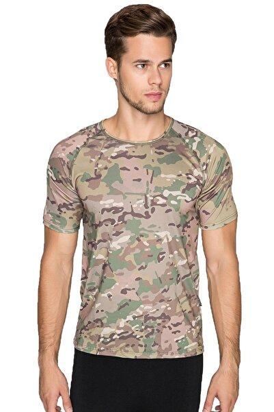 THERMOFORM Erkek Termal T-shirt Kamuflaj (Hzt1805-mtc)