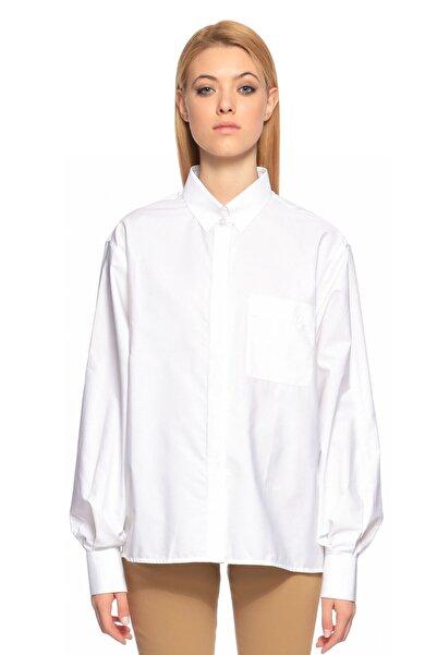 Lanvin Cepli Beyaz Gömlek