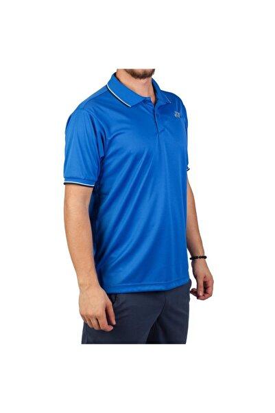 YONEX Erkek Mavi T-shirt 10176