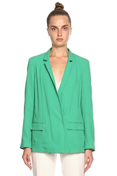 MSGM Kadın Yeşil Ceket