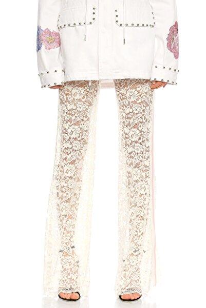 PHILIPP PLEIN Beyaz Pantolon