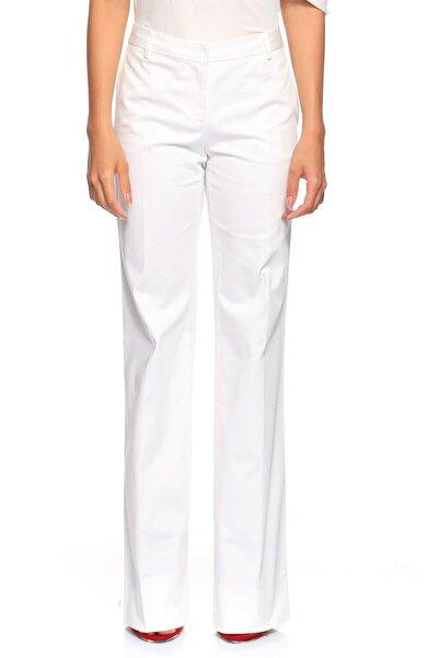 PHILOSOPHY FERRETTI Geniş Kesim Beyaz Pantolon