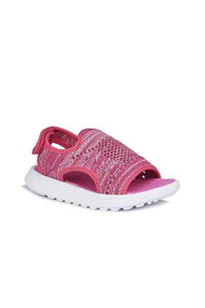 Vicco Macaron Kız Genç Fuşya Sandalet