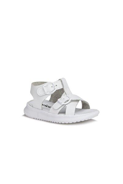 Vicco Roly Unisex Ilk Adım Beyaz Sandalet