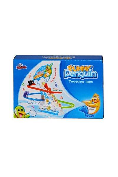 Vardem Penguen Döndolaş Oyunu Oyuncak Var-n315f/5577-9