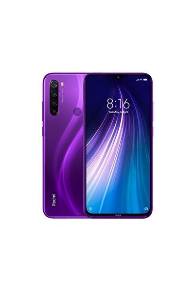 Xiaomi Redmi Note 8 64gb Cosmic Purple Mor Akıllı Cep Telefonu (ithalatçı Firma Garantili)
