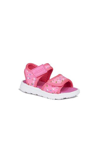 Vicco Limbo Kız Çocuk Fuşya Sandalet