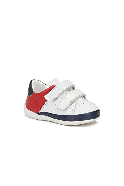 Vicco Dalton Erkek Ilk Adım Beyaz/kırmızı Günlük Ayakkabı