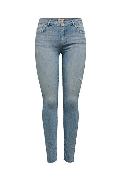 Only Carmen Lıfe Reg Kadın Jeans 15208306