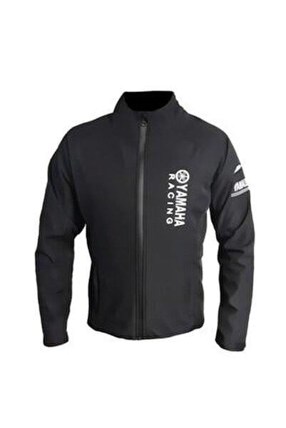 Softshell Ceket Mont Rüzgar Ve Su Geçirmez Logolu Yeni Sezon